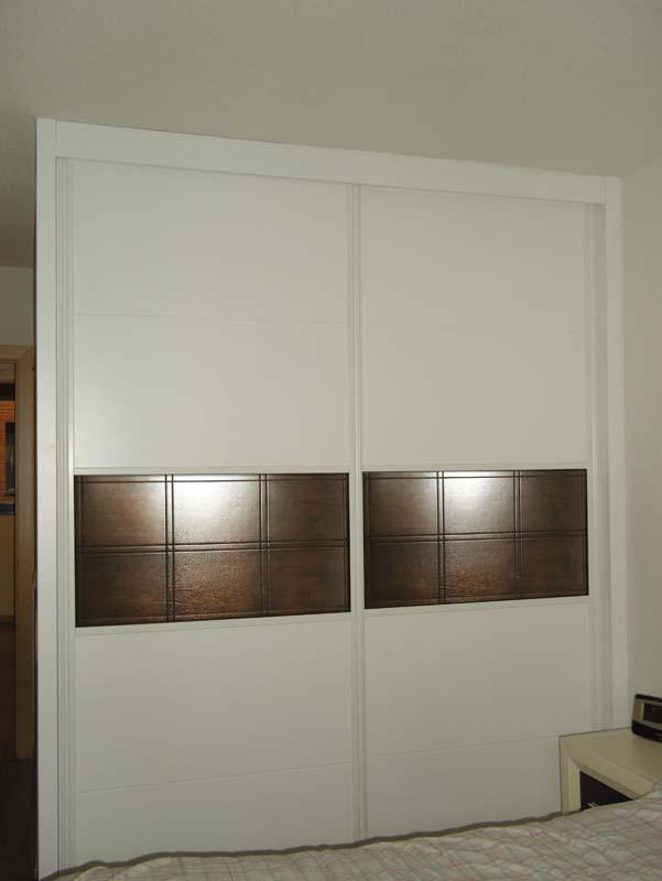 Carpinteria de madera - Complementos armarios empotrados ...